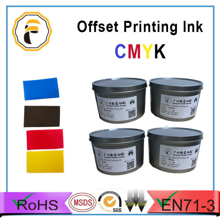 sheetfed offset printing ink